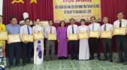 UBND xã Tân Quy Tây tổ chức Hội nghị biểu dương điển hình tiên tiến phong trào thi đua yêu nước giai đoạn 2015 – 2020