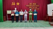UBND xã Tân Quy Tây tổng kết công tác bầu cử Quốc hội và Hội đồng nhân nhân các cấp