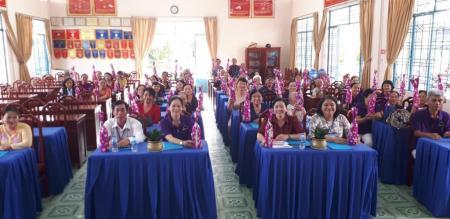 Họp mặt kỷ niệm 90 năm ngày thành lập Hội liên hiệp Phụ nữ Việt Nam (20/10/1930 – 20/10/2020) và Tổng kết công tác Hội năm 2020